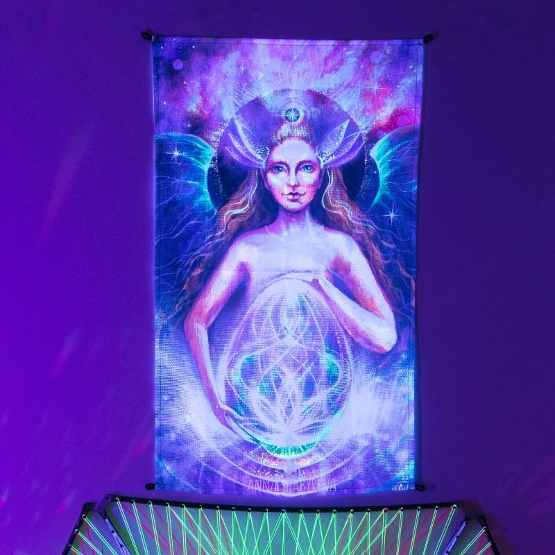 Yoga Meditation Home Decor  «Guardian of life»