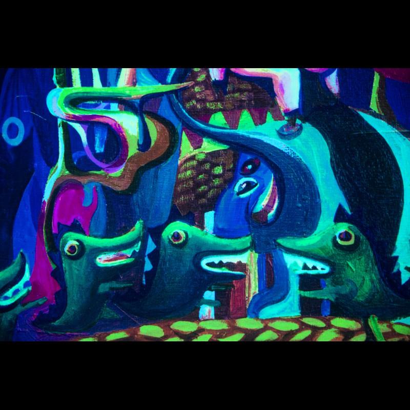 UV banner «Salsa Bonita»