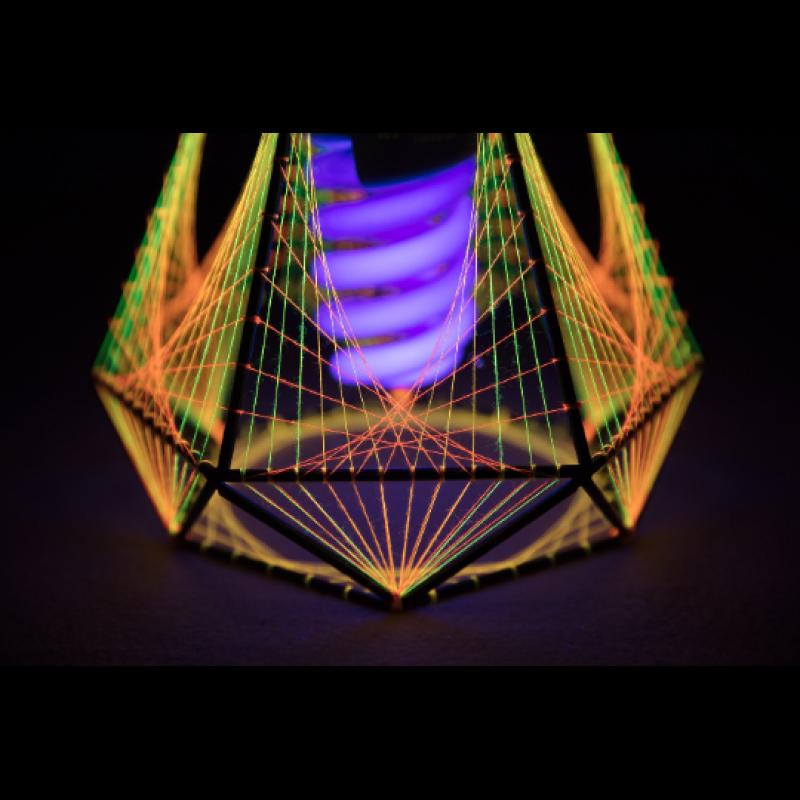 FlyNet-1 handmade UV lamp
