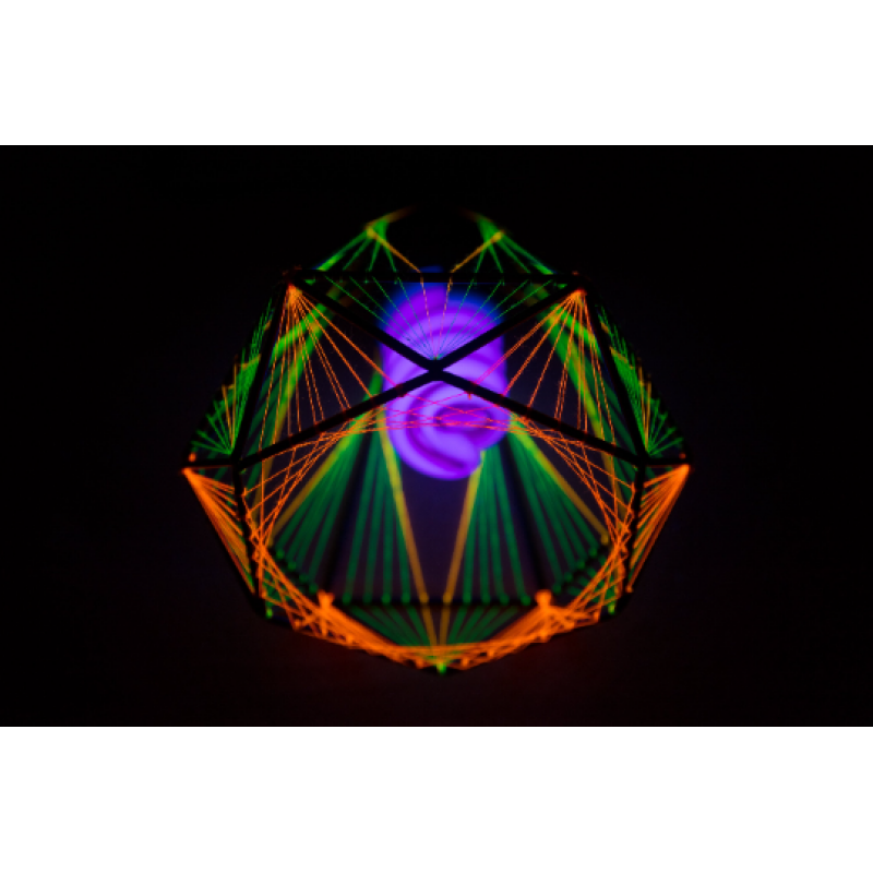 Unique Handmade Decorative UV Lamp FlyNet-3
